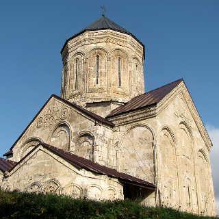 Монастырь Никорцминда