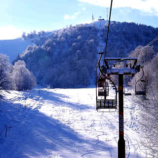 Лыжный курорт Бакуриани