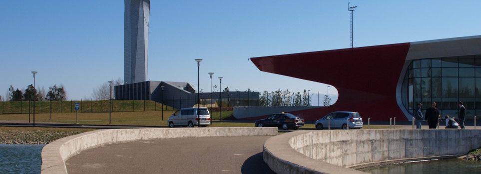 Georgia - Kutaisi - Airport