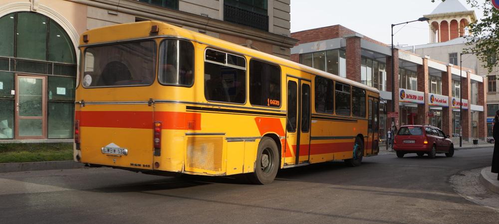 Public transport in Georgia