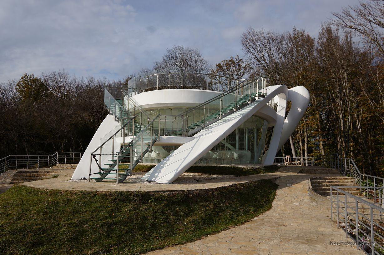 Sataplia - observation platform