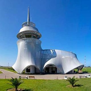Airport in Batumi