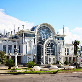 Arts and Music Center in Batumi
