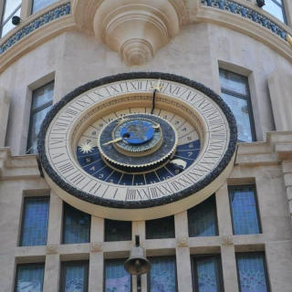 Astronomic clock in Batumi