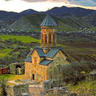 Монастырь Цугругашени