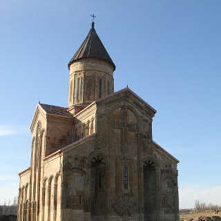 Монастырь Самтависи