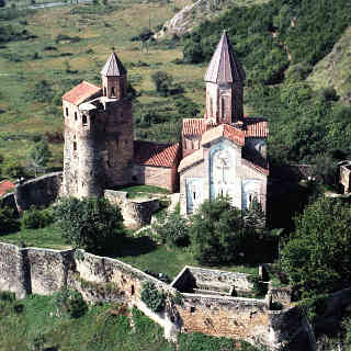 Монастырь Греми