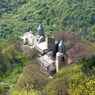 Монастырь Марткопи