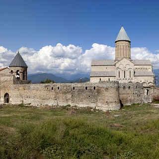 Монастырь Алаверди