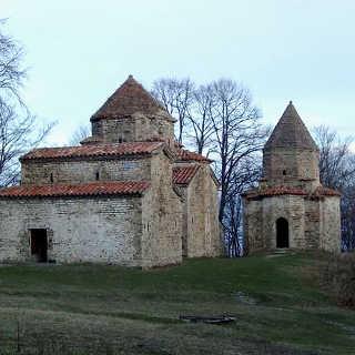Монастырь Шуамта