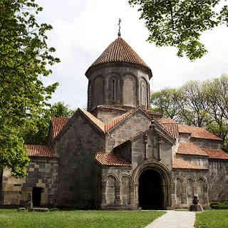 Монастырь Манглиси