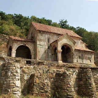 Монастырь Церакви
