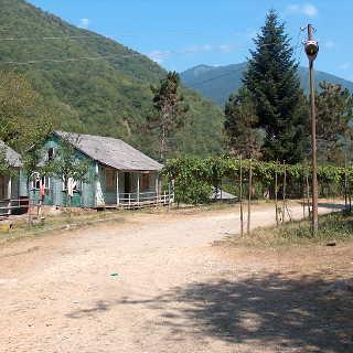 Бальнеологический курорт Лашичала