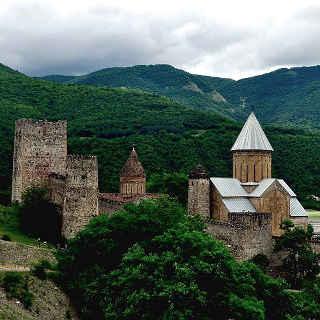 Монастырь Жинвали