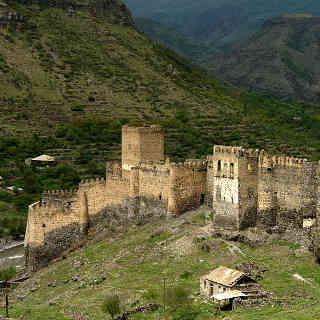 Крепость Хертвиси