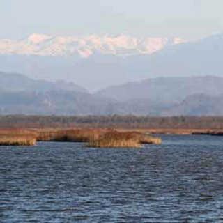 Озеро Палеостоми