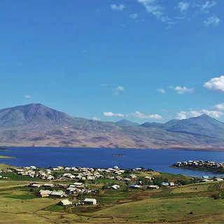 Georgia - Samtskhe-Javakheti - Lake Tabatskuri