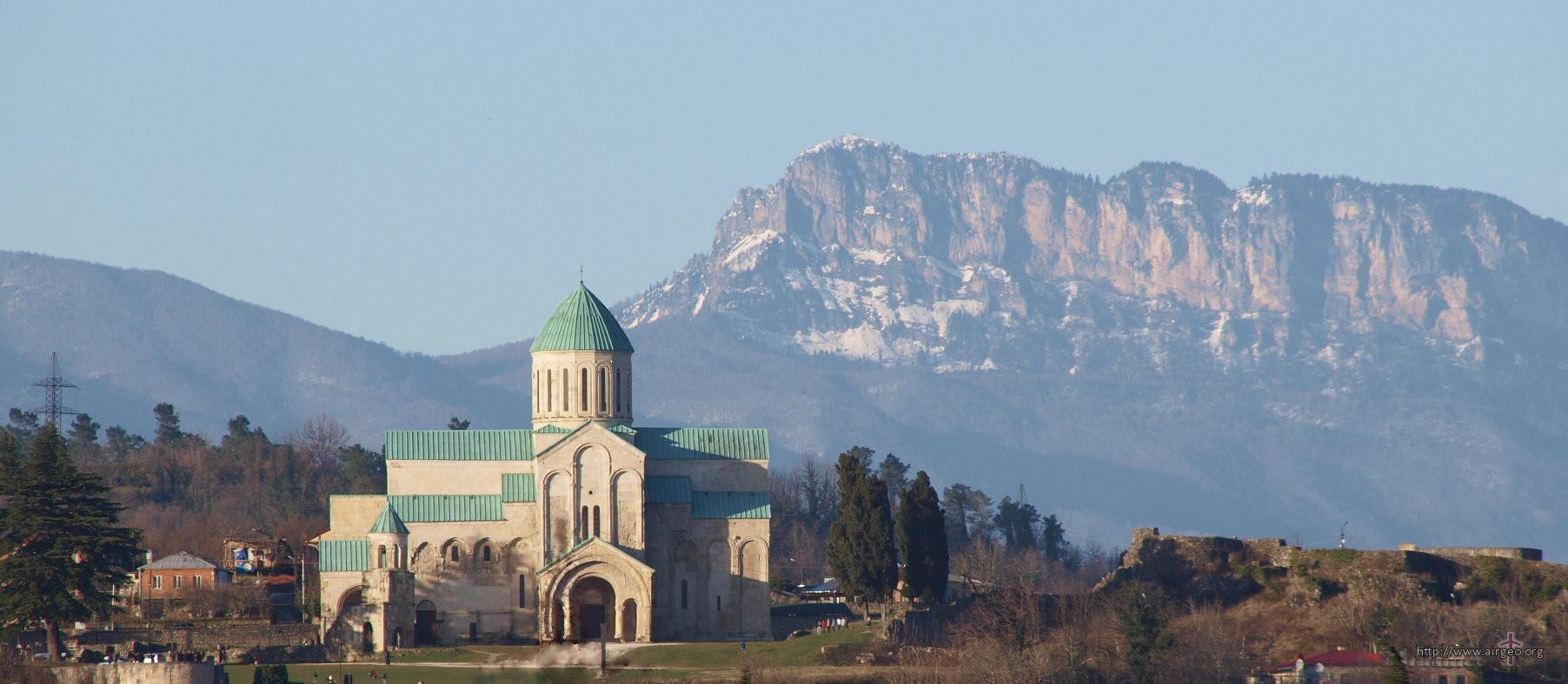 Грузия - Кутаиси - Баграти