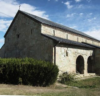 Georgia - Bolnisi - Bolnisi Sion