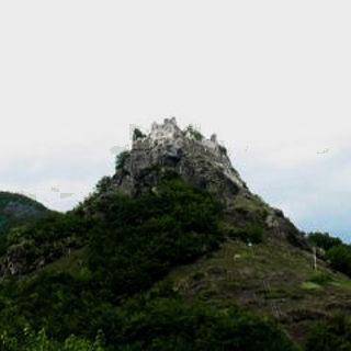 Georgia - Racha - Minda fortress