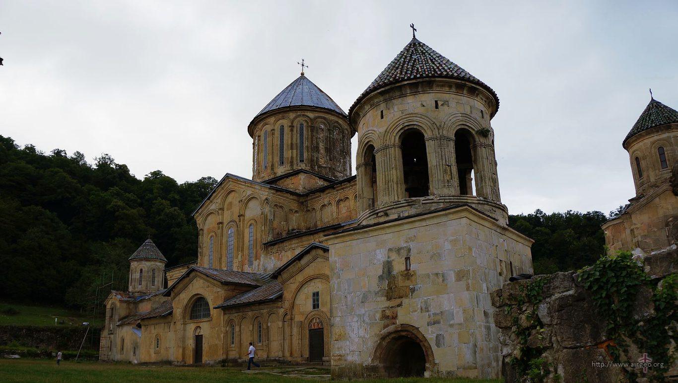 Georgia - Kutaisi - Gelati Cathedral