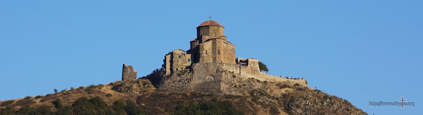Georgia - Tbilisi - Jvari monastery