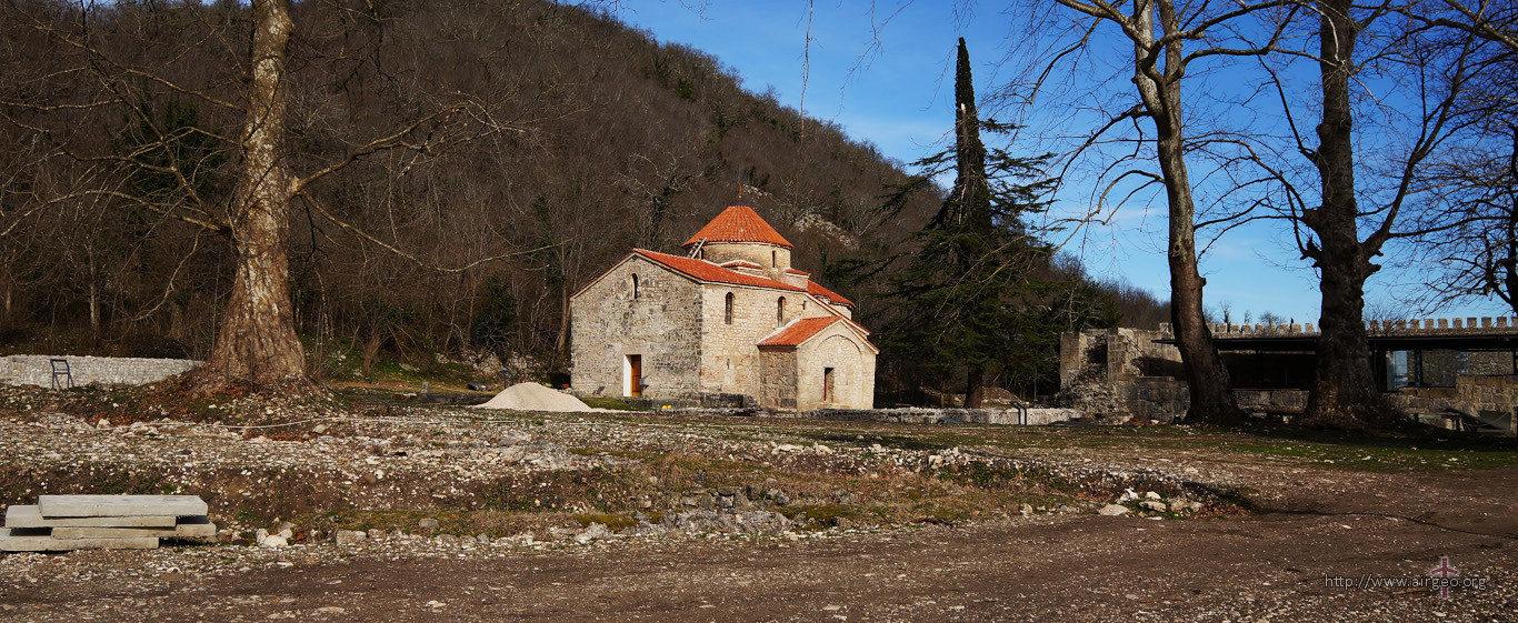 Georgia - Samegrelo - Nokalakevi - Church